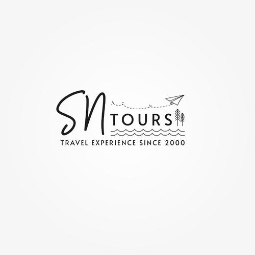 Logo-Design für Reiseveranstalter