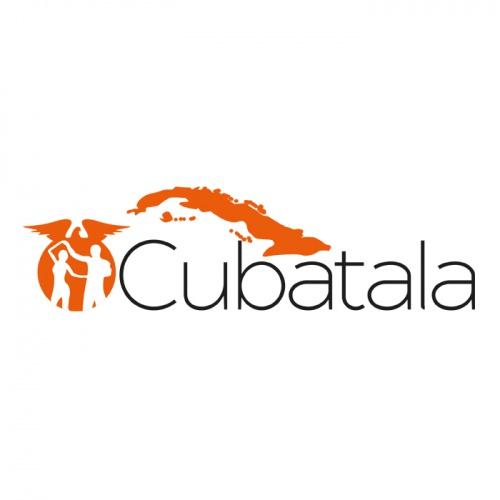 Logo für eine kubanische Tanzschule