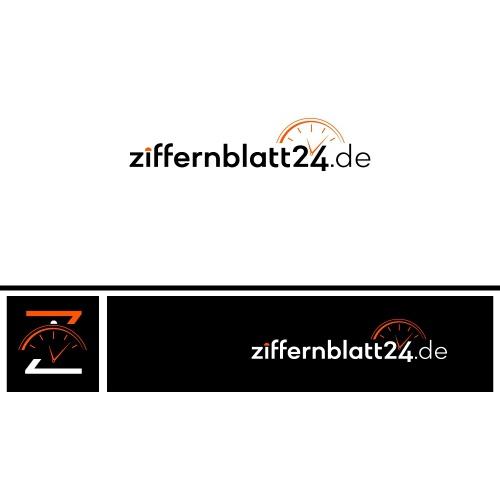 Logo-Design für Verkauf von Armbanduhren