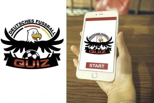 Logo-Design für Fussball Quiz App