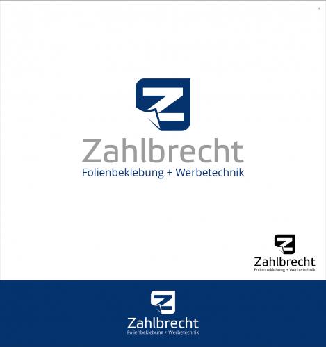 Logo-Design für Folienbeklebung und Werbetechnik