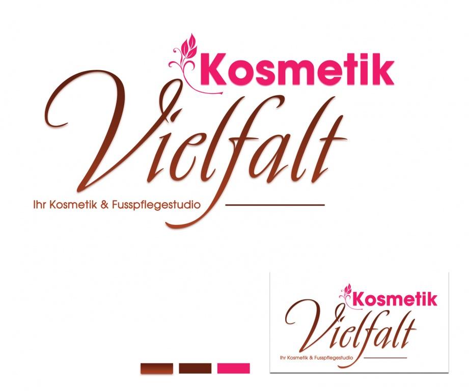 Kosmetiksalon logo  Logo für Kosmetik- und Fußpflegestudio » Logo design ...