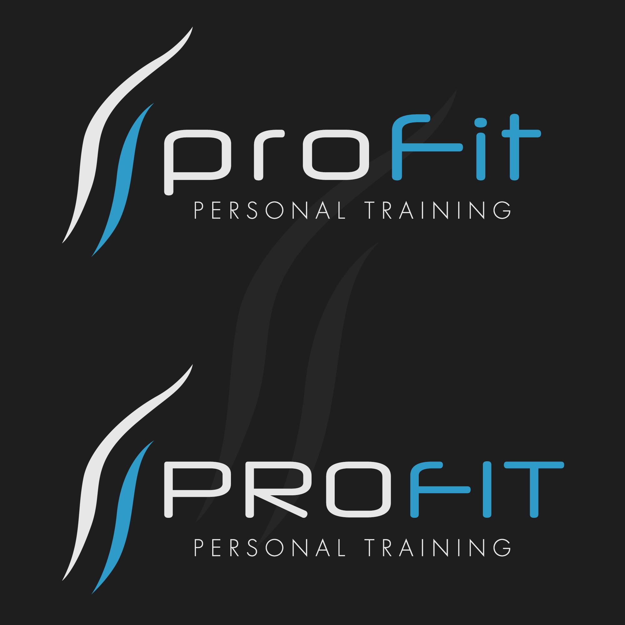 Logo Und Visitenkarten Für Personal Trainer Logo Design