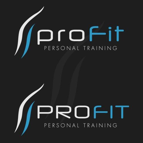 Logo en visitekaartjes voor persoonlijke trainer