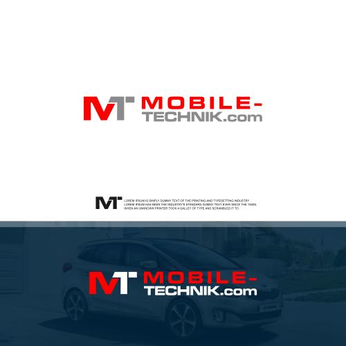 Logo-Design für Mobile Fahrzeug Technik