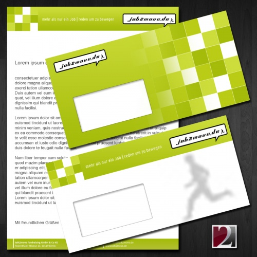 Briefpapier Visitenkarten Design Business Card Design