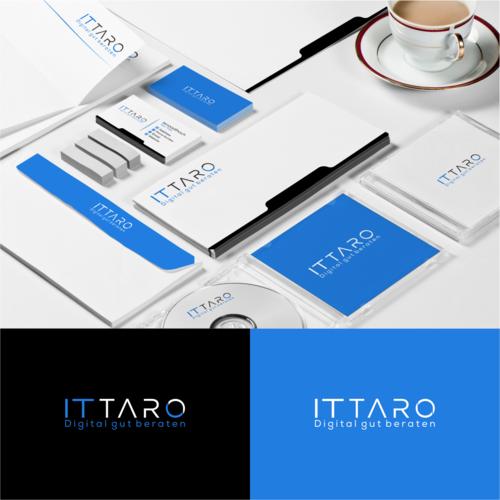 Corporate Design für IT-Beratung