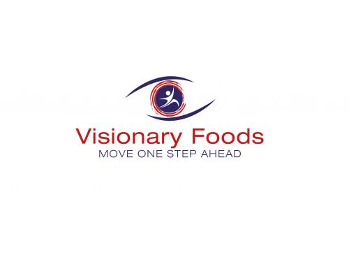 Visionäres Logo für Superfood Firma