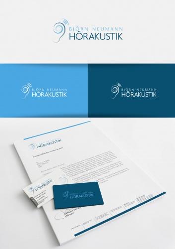 Logo-Design für Hörgeräte Fachgeschäft