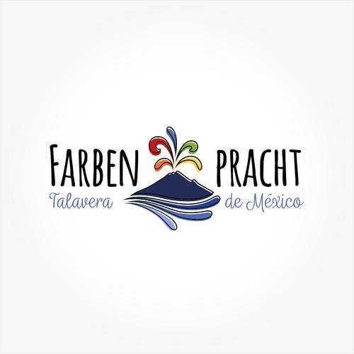 Logo-Design für Vertrieb von hochwertigem, traditionell mexikanischen Geschirr