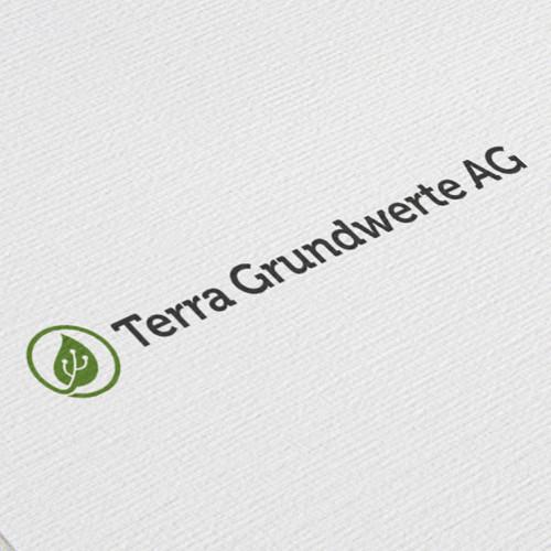 Logo-Design für agriculture / forestry / bioenergy in Germany, Austria and Switzerland