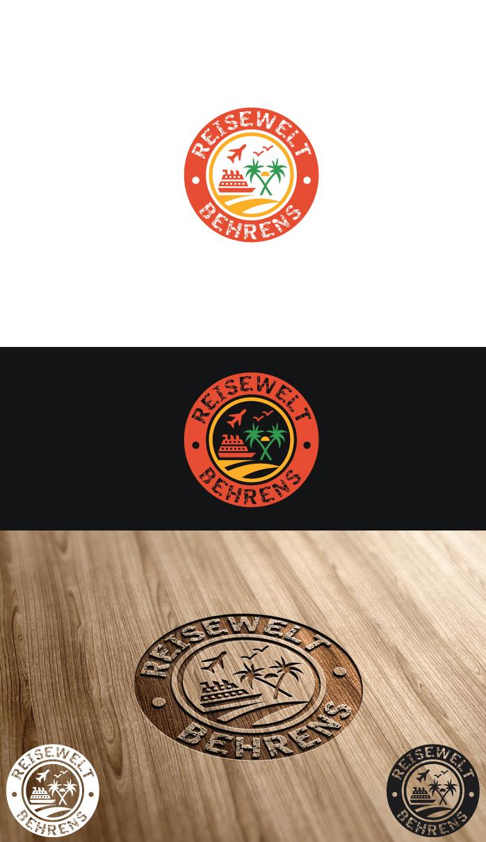 Logo für Reisebüro