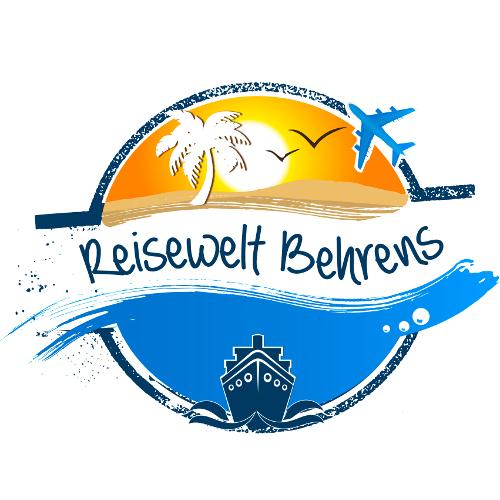 Logo-Design für ein Reisebüro