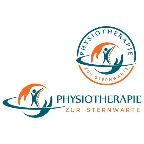 Logo-Design für Physiotherapie