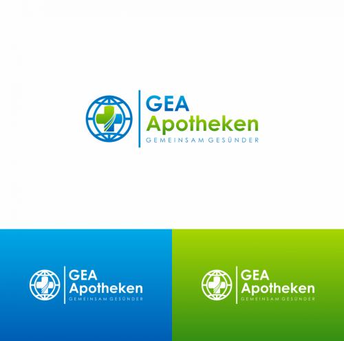 Logo-Design für Apotheken-Dachmarke