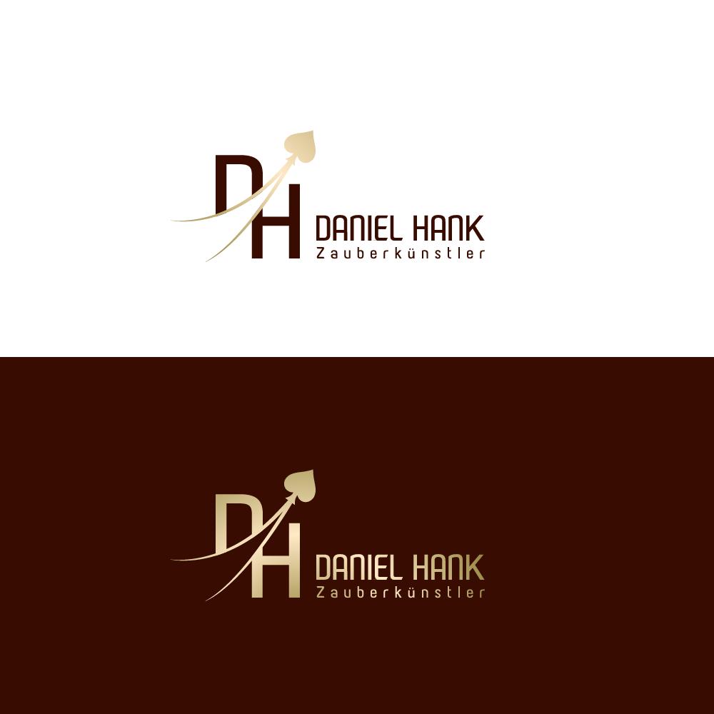 logo design f r einen zauberk nstler logo design. Black Bedroom Furniture Sets. Home Design Ideas