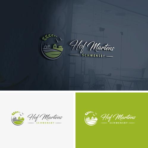 Logo-Design für Bauernhof