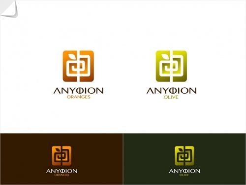 Logodesign: productlijn voor Griekse bio-producten