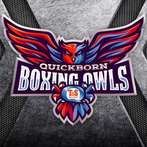 Logo-Design für Boxen im Verein