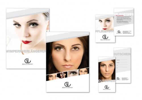 Kosmetikvertrieb zoek ontwerp voor flyers, posters, etc. Care Tips