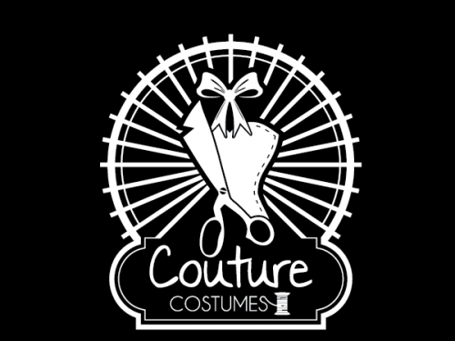 Logo-Design für couture costumes
