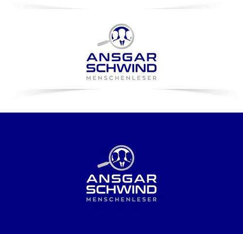 Logo-Design für Training Menschenleser