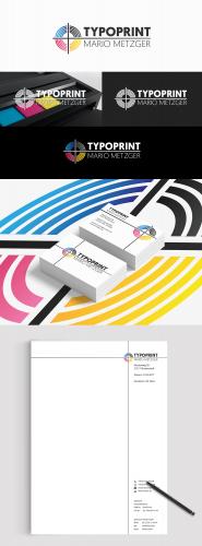 Logo-Design für Typoprint