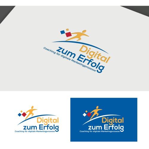 Logo-Design für Digital zum Erfog