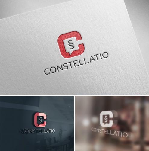 Logo-Design für Jura-Lern-App