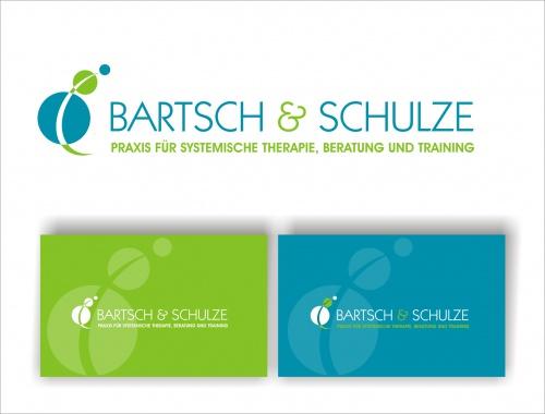 Jonge Therapeutinnen- en begeleiders team op zoek naar de start in de professionele Selbstndigkeit aussagekrftiges en innovatieve logo