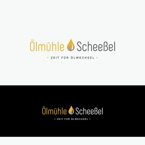 Logo-Design und Motto für Hersteller von hochwertigstem Speiseöl (in Rohkostqualität)