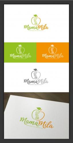 Ernährungsberaterin sucht Logo