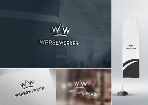 Logo-Design für Monteur von verschiedenen Werbeträgern