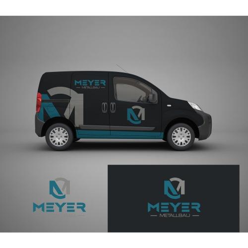 Logo-Design für Handwerksbetrieb