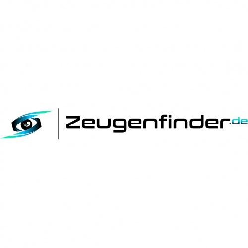 Logo-Design für Onlineplattform zum Thema Zeugensuche