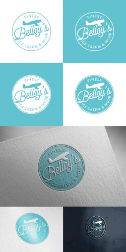 Logo-Design für einen Food-Trailer