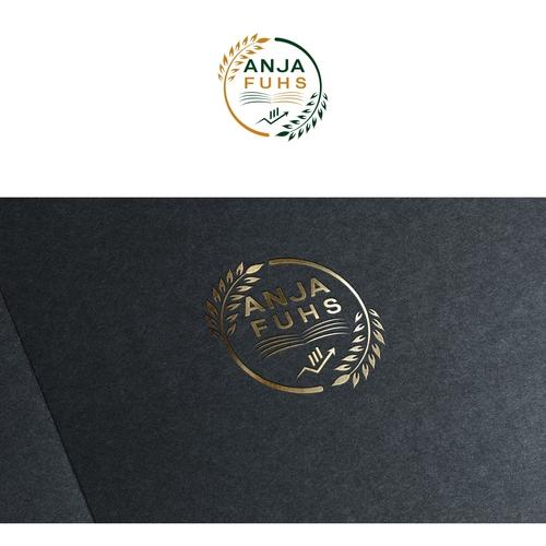 Logo-Design für selbstständige Buchhalterin