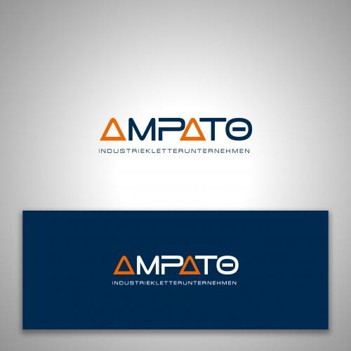 Logo für ein Industriekletterunternehmen