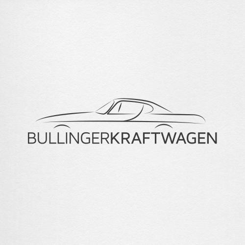 Logo-Design für Dienstleistungen rund um das Auto