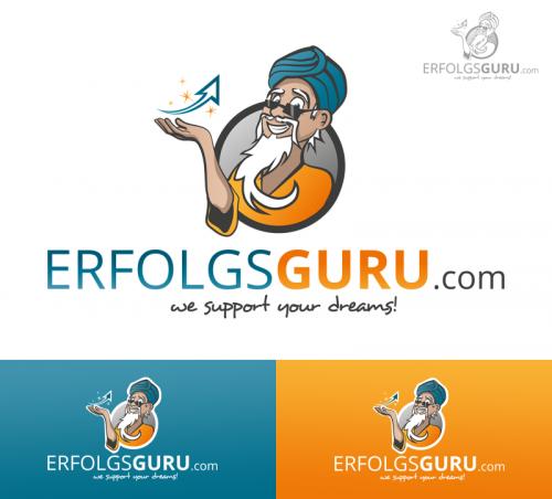 Logo für eine Online-Marketing Firma