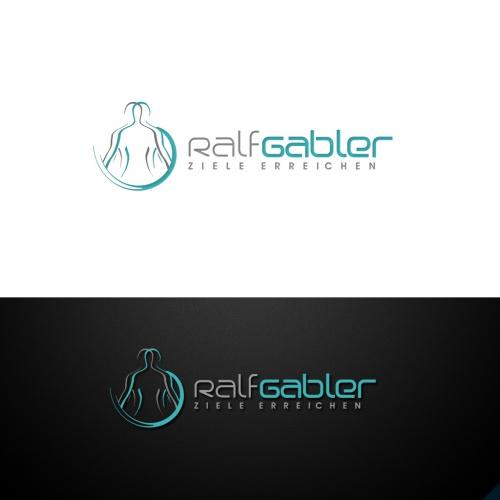Logo voor hypnotherapeuten en Coach