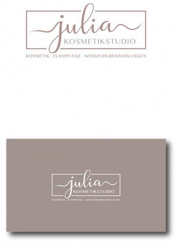 Logo-Design für Kosmetikstudio