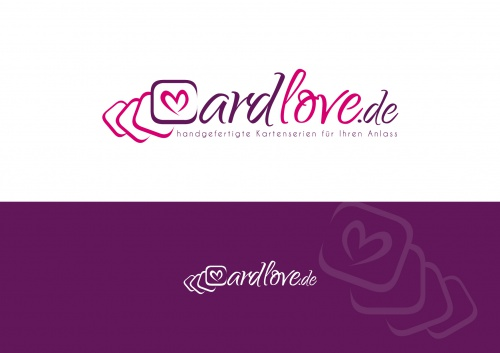 Kartenmanufaktur Cardlove.de sucht Logo