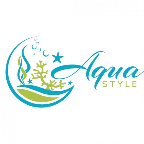 Logo-Design für Deko-Aquarien und Terrarien
