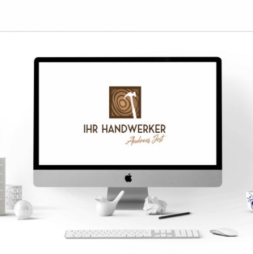 Corporate-Design für Handwerks- und Dienstleistungsfirma