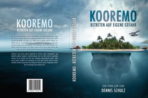 Aussagekräftiges Buchcover-Design für Hobbyautor