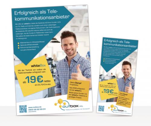 Image-/ Produkt-Anzeigenkampagne