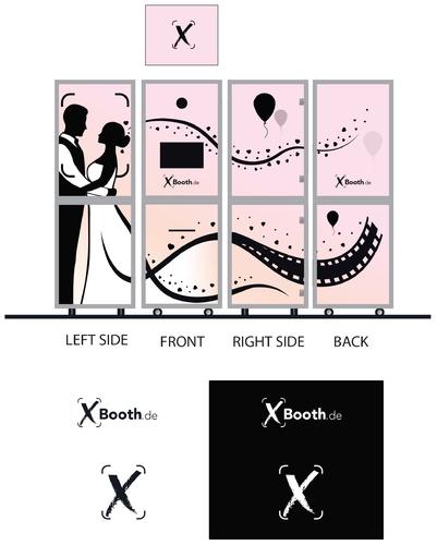Design für Photobox, Photobooth