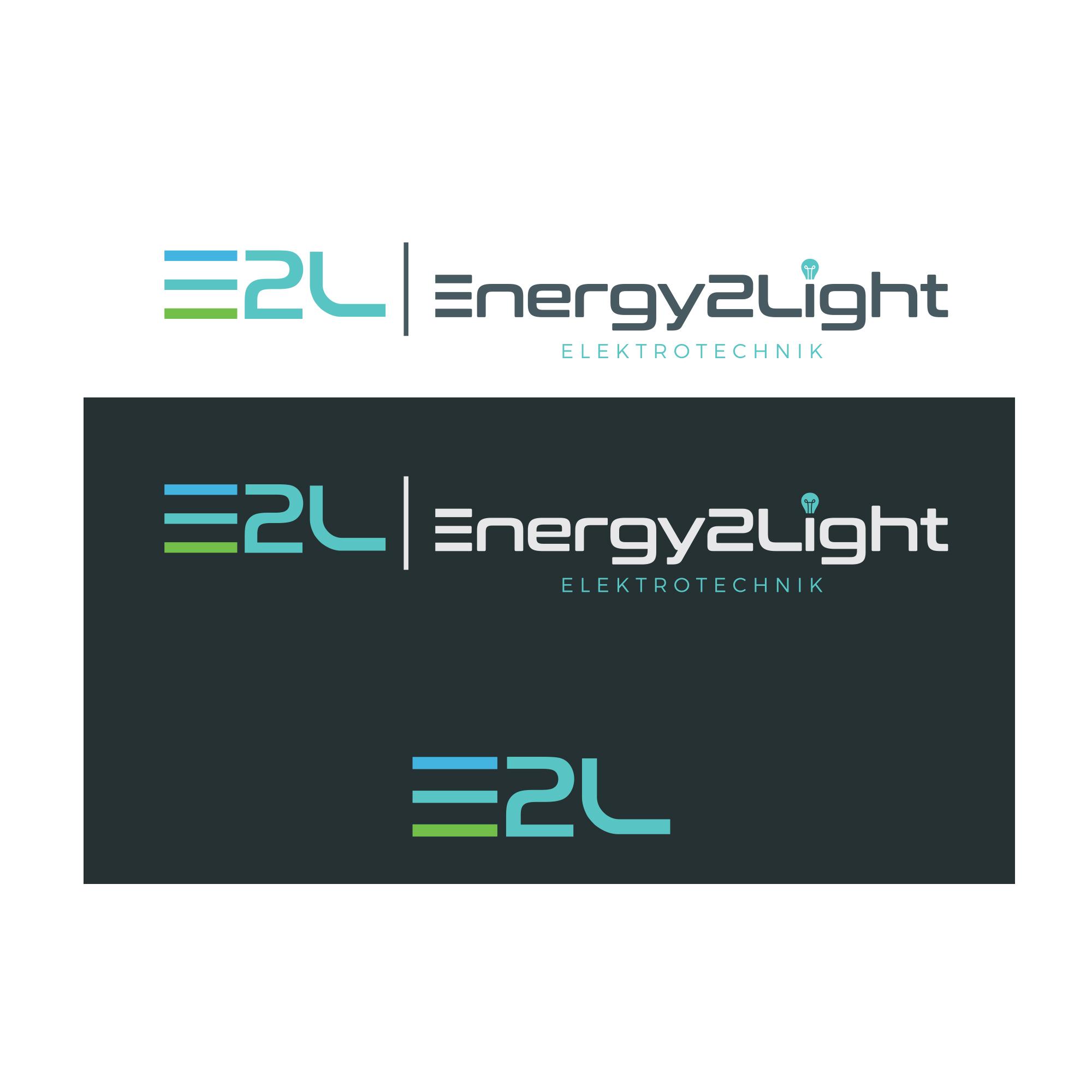 Logo Design Für Elektrotechnik Logo Visitenkarte