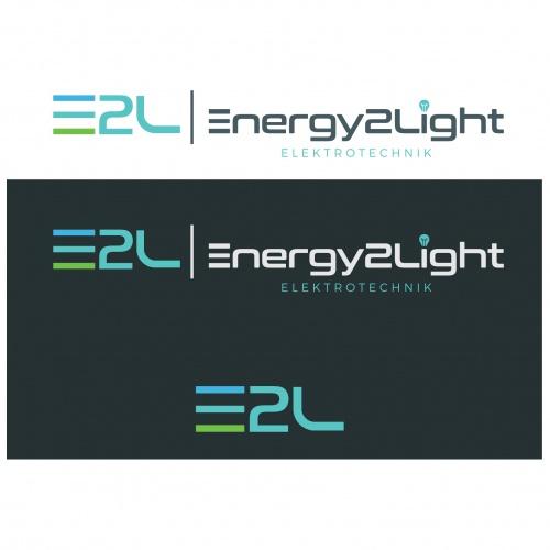 Logo-Design für Elektrotechnik